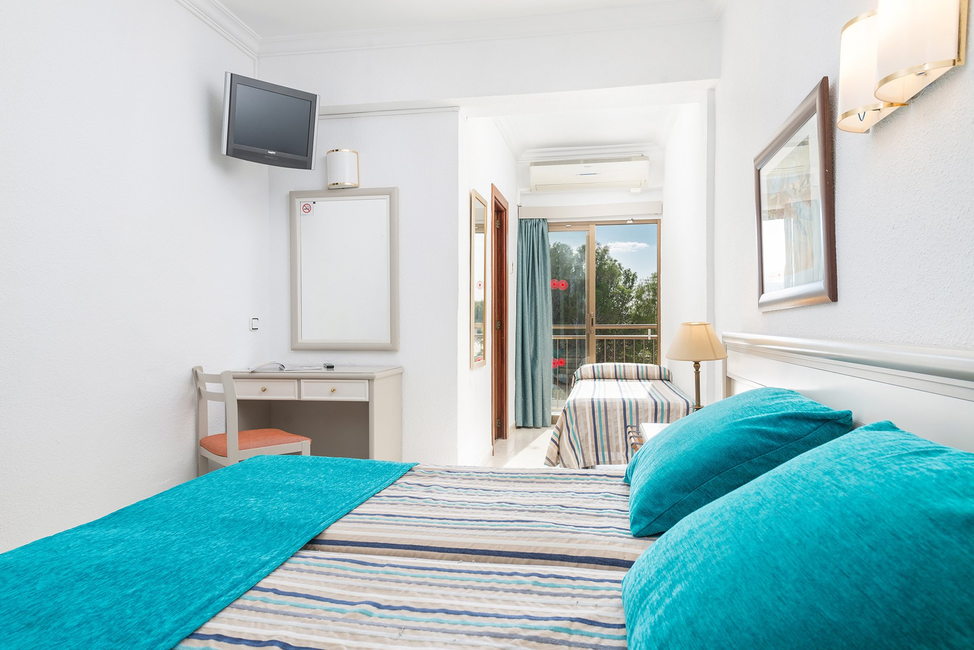 Economical double room